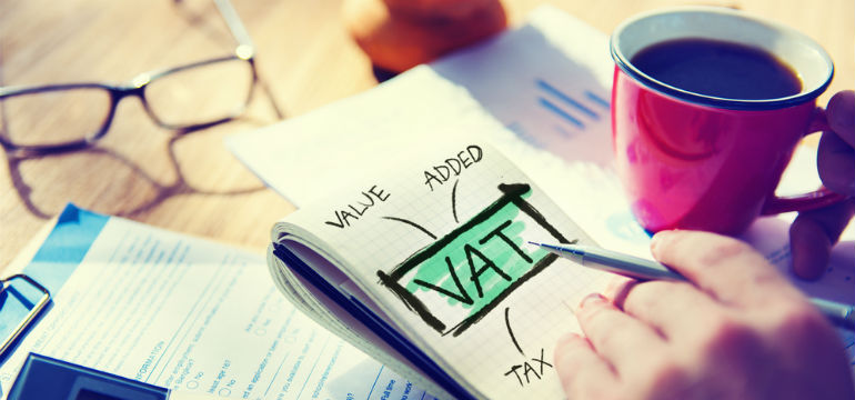 Taxe valeur ajoutee value added tax