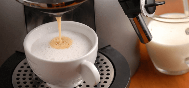 1 Cup Coffee Machine